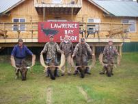 Saskatchewan Moose Hunting Lodge