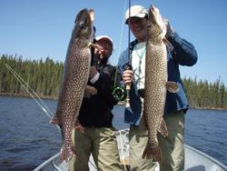 Kamatsi & Pagato Lake Fishing
