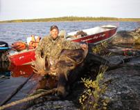 Moose Hunting Guide Saskatchewan