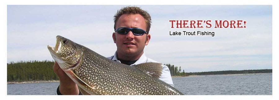 Lake Trout Fishing on Reindeer Lake