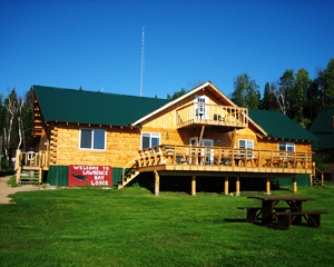 Hunting and Fishing Lodge in Saskatchewan