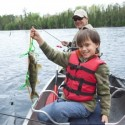 Passing Down the Tradition of Fishing in Saskatchewan
