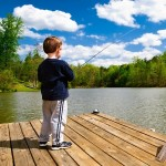 teaching your children how to fish