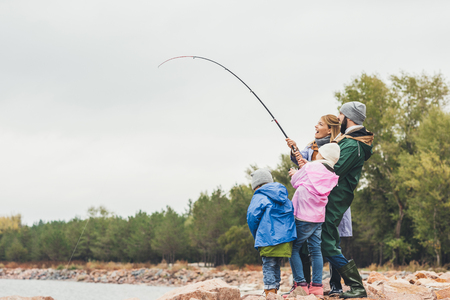 How to Plan a Family Fishing Trip This Summer