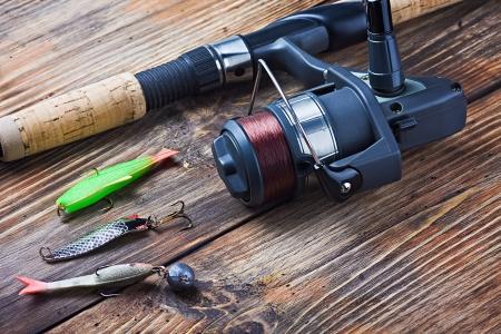 Fishing Equipment in Saskatchewan
