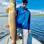 Northern Pike Fishing in Saskatchewan