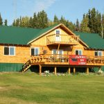 Fishing Lodge in Saskatchewan