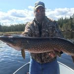 Trophy Fishing in Saskatchewan