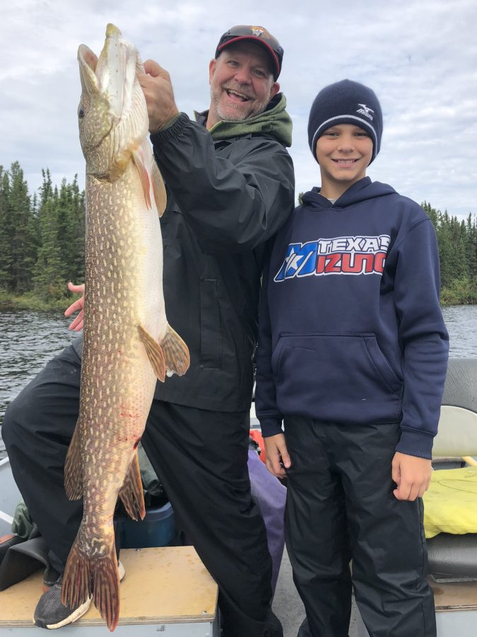 Guided Fishing Trips in Saskatchewan