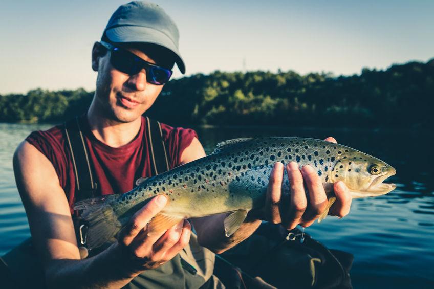 Guided Fishing Trip in Saskatchewan